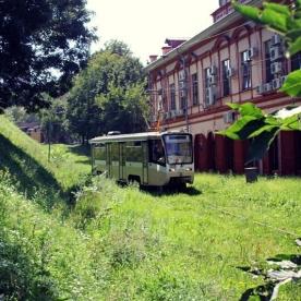 Russian Trolley 8