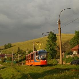 Russian Trolley 9