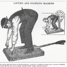 DeMoulin Spanking Machine