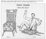 DeMoulin Trick Chair