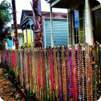 Mardi Gras Float House 2