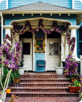 Mardi Gras Float House 3