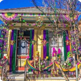 Mardi Gras Float House 6