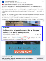 AZ Democrat Party HQ
