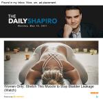 Ben Shapiro Watches