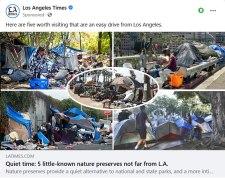 Nature Preserves Near L.A.