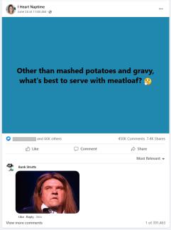 FB Meatloaf