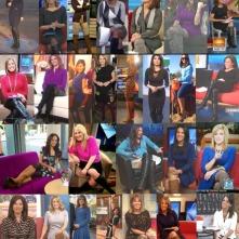 Newswomen In Boots 1