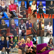 Newswomen In Boots 2
