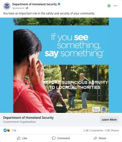 Report Your Neighbors