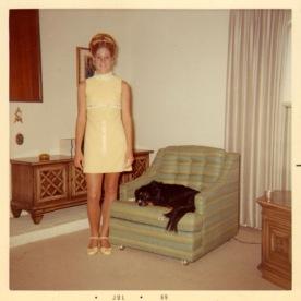 Posing in Skirts 1