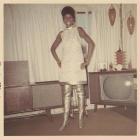 Posing in Skirts 11