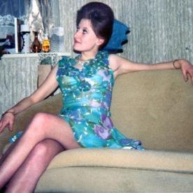 Posing in Skirts 12