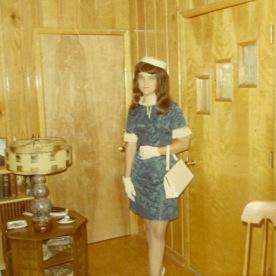 Posing in Skirts 2