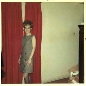 Posing in Skirts 5