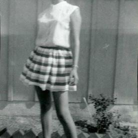 Posing in Skirts 9