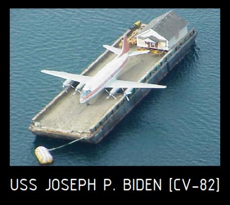 USS JOSEPH P. BIDEN [CV-82]